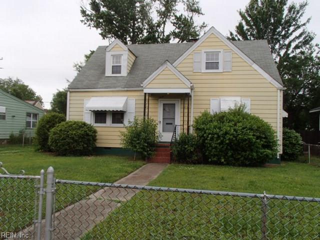 939 13th St, Newport News, VA 23607 (#10196155) :: Abbitt Realty Co.