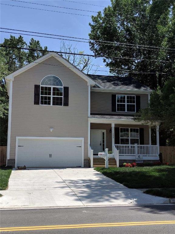 4829 Robin Hood Rd, Norfolk, VA 23513 (#10196331) :: Austin James Real Estate