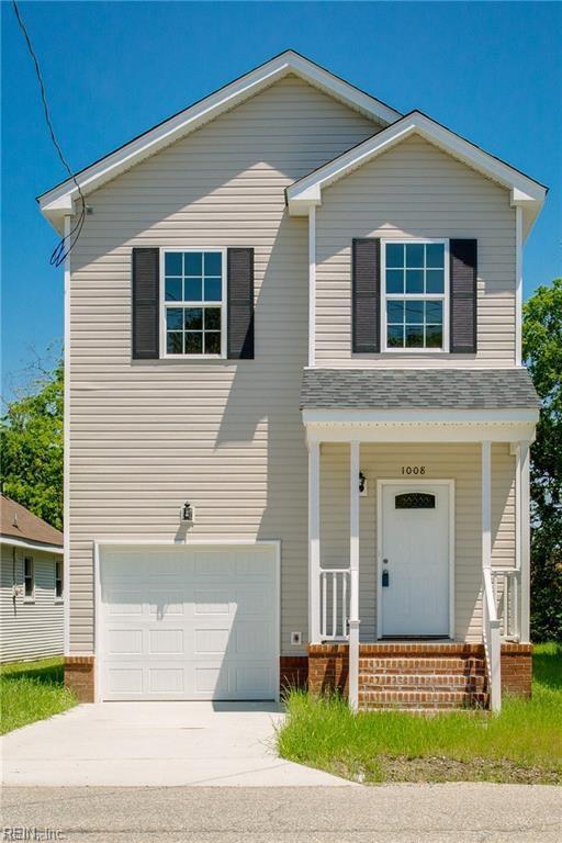 521 Eaton St, Hampton, VA 23669 (#10196748) :: Berkshire Hathaway HomeServices Towne Realty