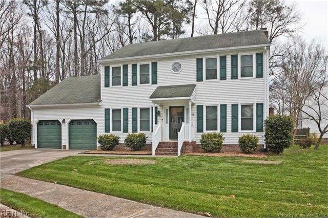16 Glen Forest Dr, Hampton, VA 23669 (#10197038) :: Berkshire Hathaway HomeServices Towne Realty