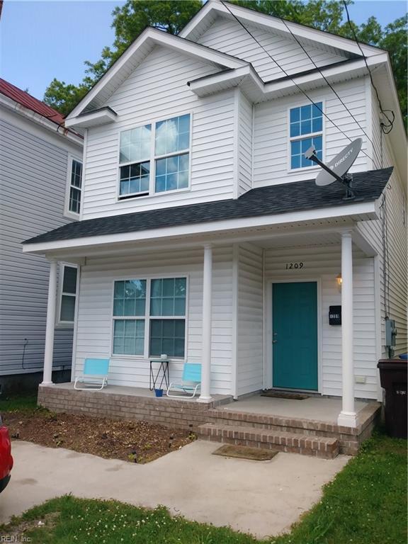 1209 Ohio St, Chesapeake, VA 23324 (#10197146) :: Berkshire Hathaway HomeServices Towne Realty