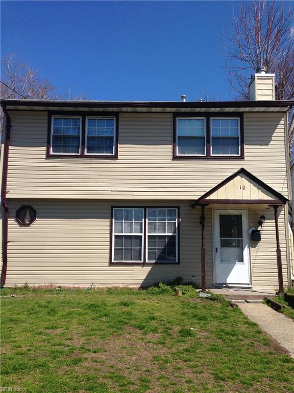 10 Phelps Cir, Hampton, VA 23663 (#10197425) :: Abbitt Realty Co.