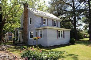 4392 Buckley Hall Rd, Mathews County, VA 23035 (#10197736) :: Atkinson Realty