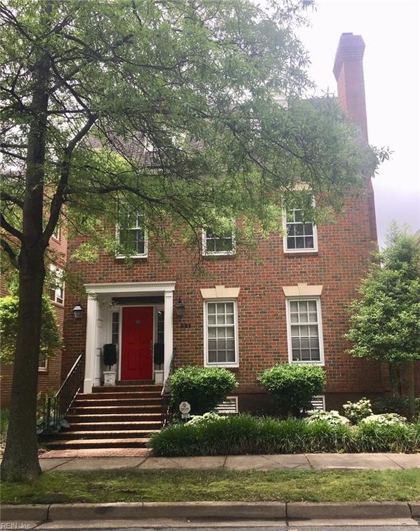 321 Raleigh Ave, Norfolk, VA 23507 (#10197781) :: Reeds Real Estate