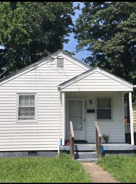 802 Teach St, Hampton, VA 23661 (MLS #10198677) :: Chantel Ray Real Estate