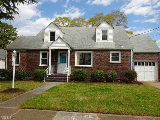 928 Norview Ave, Norfolk, VA 23513 (#10198713) :: Atkinson Realty