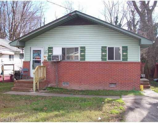 3634 Ervin St, Hampton, VA 23661 (#10198747) :: Abbitt Realty Co.