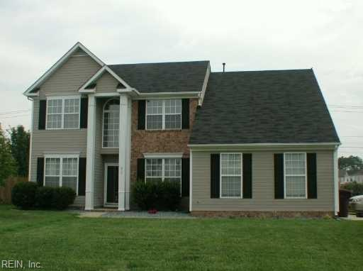 901 Meadowhill Ct, Chesapeake, VA 23320 (#10198871) :: Atkinson Realty