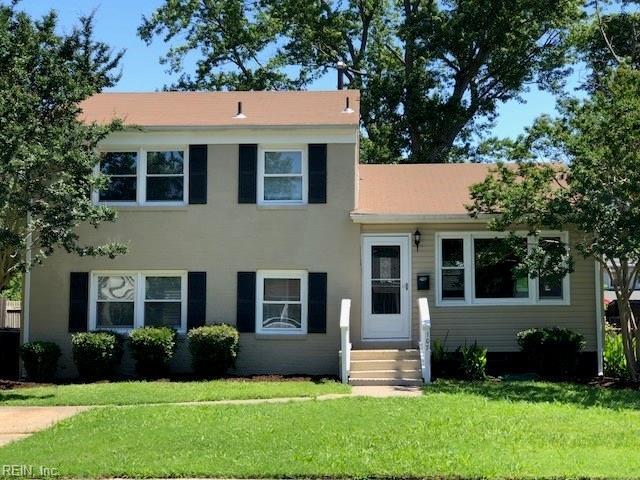 107 Valirey Dr, Hampton, VA 23669 (MLS #10199037) :: Chantel Ray Real Estate