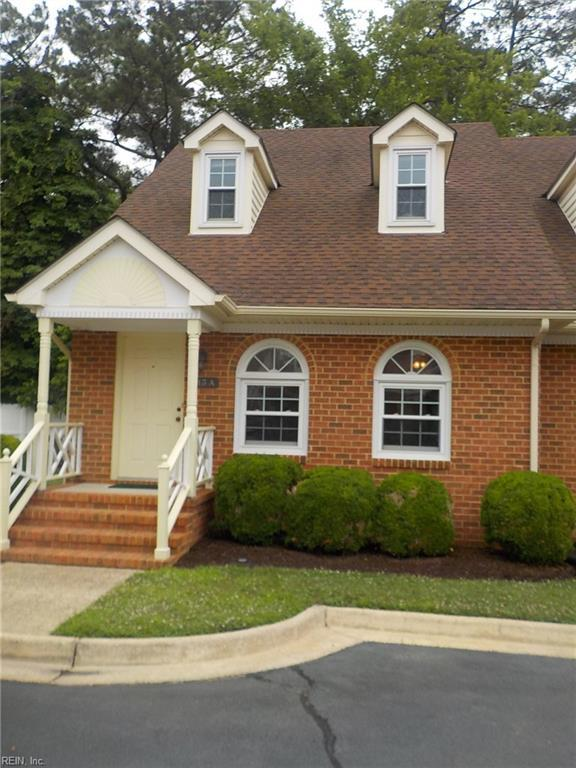 313 A Clay St, Franklin, VA 23851 (#10200164) :: Atlantic Sotheby's International Realty