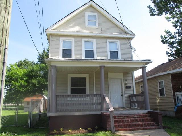 1008 Centre Ave, Portsmouth, VA 23704 (MLS #10200300) :: Chantel Ray Real Estate
