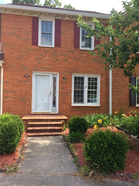 316 Faire Chase, Chesapeake, VA 23322 (#10200898) :: Berkshire Hathaway HomeServices Towne Realty
