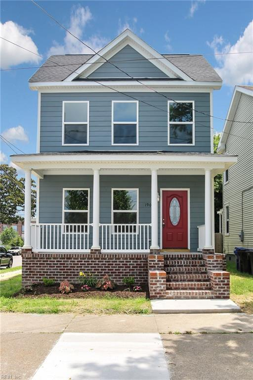 1901 High St, Portsmouth, VA 23704 (MLS #10200926) :: Chantel Ray Real Estate