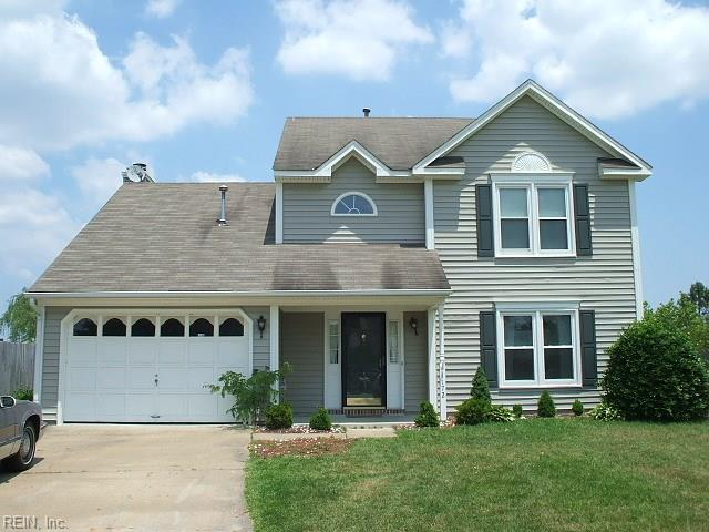 1172 Beaver Falls Ct, Virginia Beach, VA 23464 (#10200960) :: Atkinson Realty