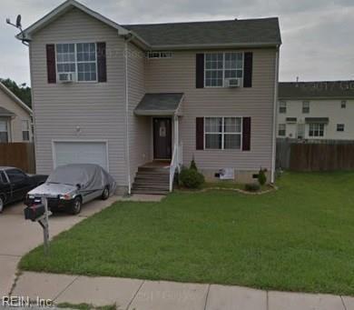810 Cripple Creek Ln, Suffolk, VA 23434 (#10201383) :: Atlantic Sotheby's International Realty