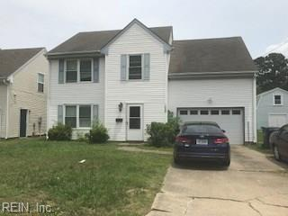 1548 Beekman St, Norfolk, VA 23502 (MLS #10201421) :: Chantel Ray Real Estate