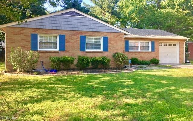 451 Beaumont St, Hampton, VA 23669 (#10201818) :: Abbitt Realty Co.