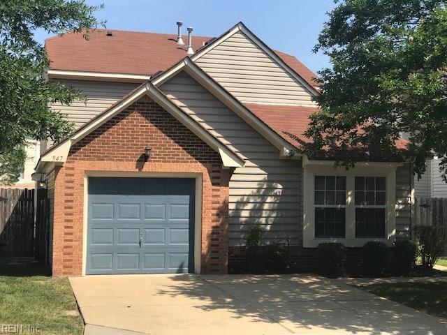 947 Ivystone Way, Newport News, VA 23602 (MLS #10201863) :: Chantel Ray Real Estate