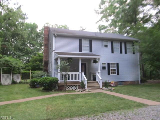 4518 Sterling Creek Rd, Gloucester County, VA 23061 (#10201924) :: Reeds Real Estate