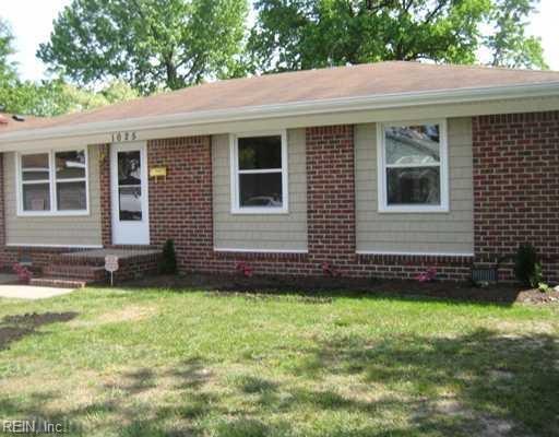 1025 Fayette Ave, Portsmouth, VA 23704 (#10201937) :: Reeds Real Estate