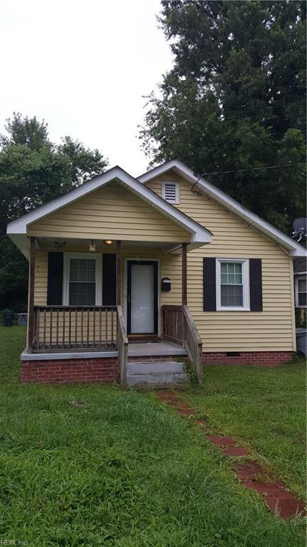 490 England Ave, Hampton, VA 23669 (#10202057) :: Austin James Real Estate