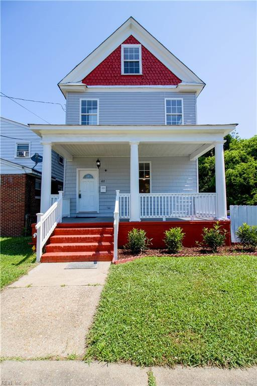 432 W 26th St, Norfolk, VA 23517 (#10202343) :: Abbitt Realty Co.