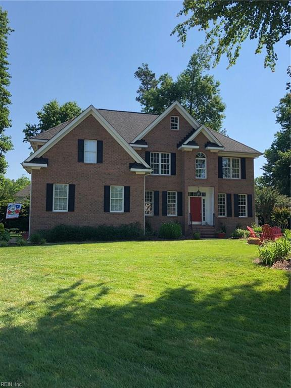 12480 Windjammer Ct, Isle of Wight County, VA 23430 (#10202633) :: RE/MAX Central Realty