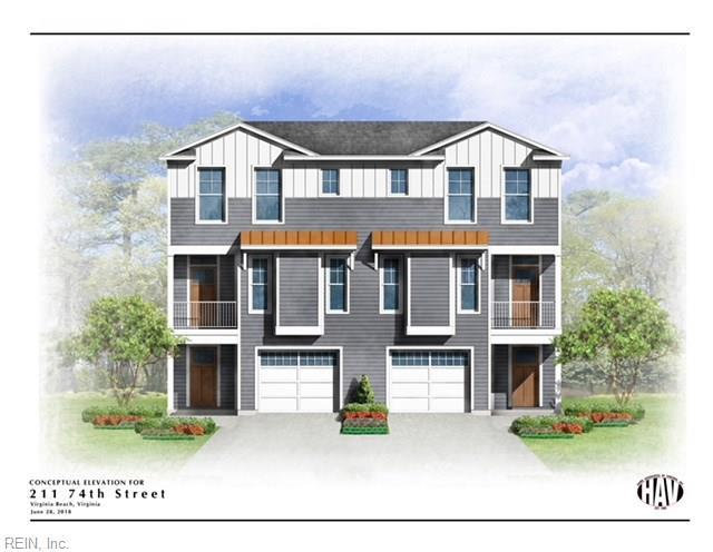 211 74th St A, Virginia Beach, VA 23451 (#10203956) :: Austin James Real Estate