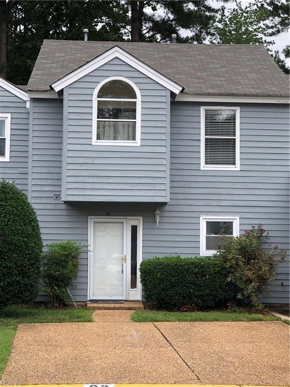 93 Madison Chse #93, Hampton, VA 23666 (#10204955) :: Abbitt Realty Co.
