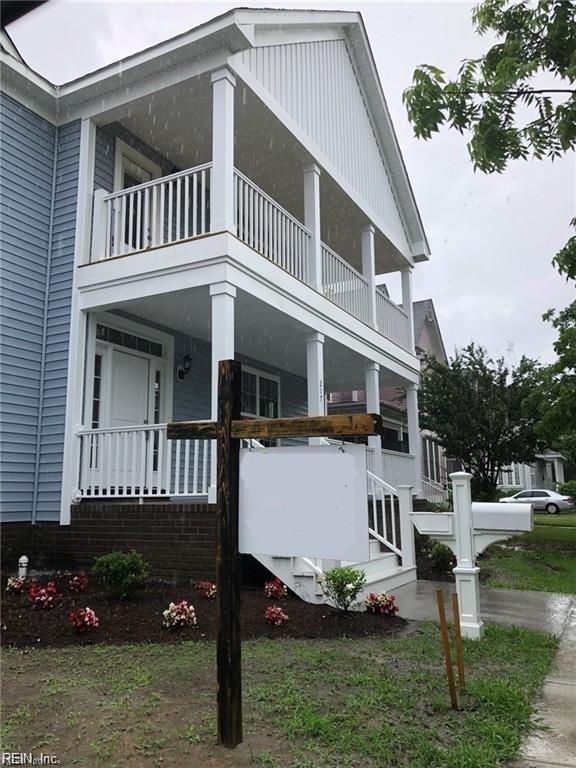 4857 Kennebeck St, Norfolk, VA 23513 (#10205103) :: Coastal Virginia Real Estate
