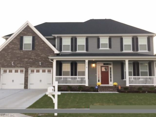 814 Goldbell Ct, Chesapeake, VA 23323 (MLS #10205413) :: Chantel Ray Real Estate