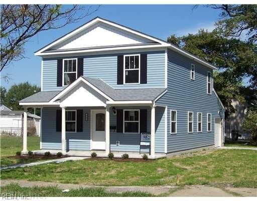 314 Mahone Ave, Norfolk, VA 23523 (MLS #10205618) :: AtCoastal Realty