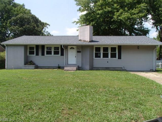 209 Hahn Pl, Newport News, VA 23602 (#10206112) :: Abbitt Realty Co.