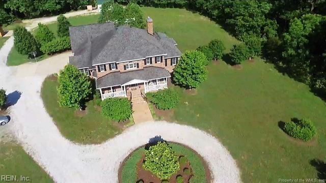 3014 Forge Rd, James City County, VA 23168 (#10206536) :: Austin James Real Estate