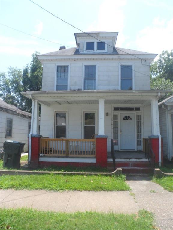 1216 31st St, Newport News, VA 23607 (#10206599) :: Resh Realty Group