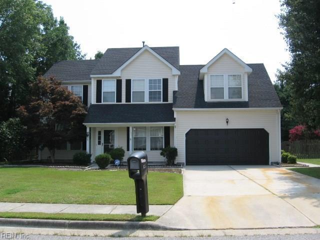 207 Holbrook Arch Arch, Suffolk, VA 23434 (MLS #10206642) :: Chantel Ray Real Estate