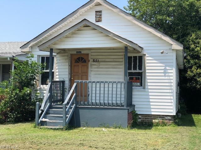 851 21st St, Newport News, VA 23607 (#10206923) :: Resh Realty Group