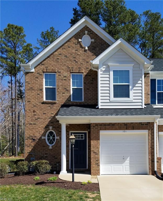 101 Riva Ct, York County, VA 23690 (#10206997) :: Austin James Real Estate