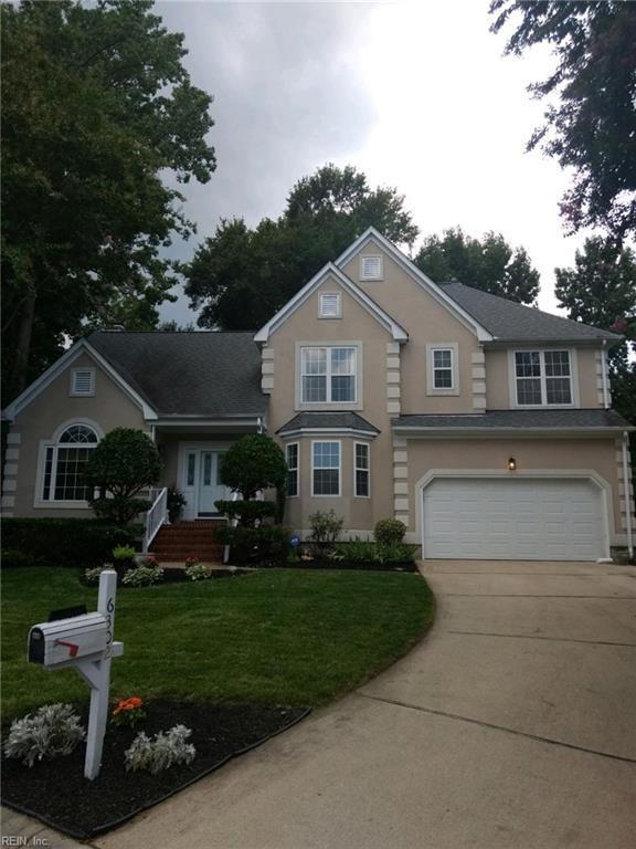 6302 S. Sandgate Dr, Suffolk, VA 23435 (MLS #10207149) :: Chantel Ray Real Estate