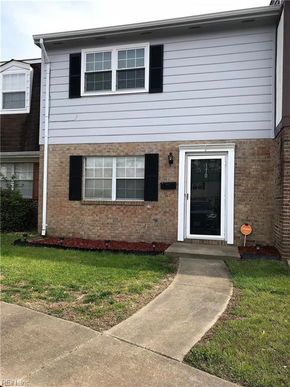 110 Tyburn Ct, Hampton, VA 23669 (#10207452) :: Abbitt Realty Co.
