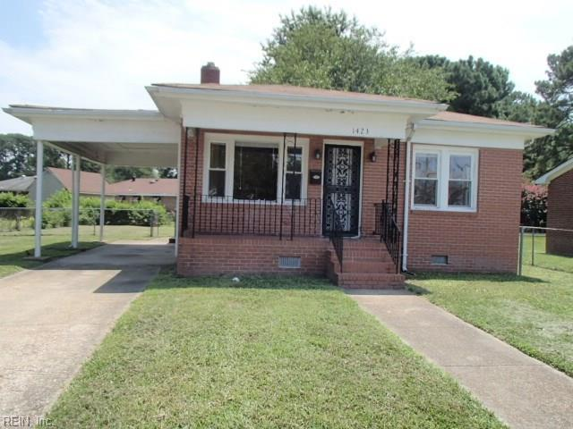 1423 Wool Ave, Portsmouth, VA 23707 (#10207832) :: Atkinson Realty