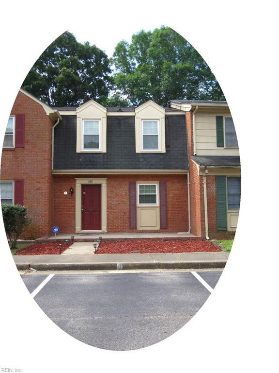 399 Deputy Ln B, Newport News, VA 23608 (#10207839) :: Reeds Real Estate