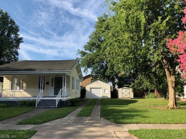 1811 Farragut Ave, Norfolk, VA 23509 (#10207974) :: Green Tree Realty Hampton Roads