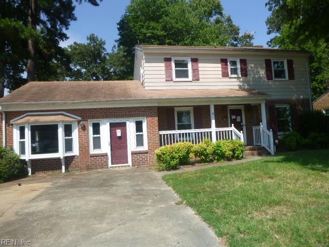 936 Moyer Rd, Newport News, VA 23608 (#10207975) :: Austin James Real Estate