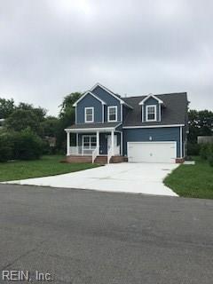 6 Millicent Ct, Hampton, VA 23666 (#10208865) :: Atkinson Realty