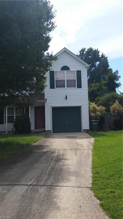 210 Bruton Dr, York County, VA 23185 (#10208929) :: Austin James Real Estate