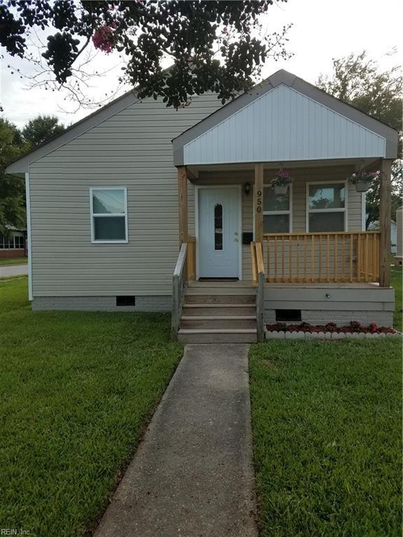 950 Hamilton Ave, Portsmouth, VA 23707 (#10208948) :: Austin James Real Estate