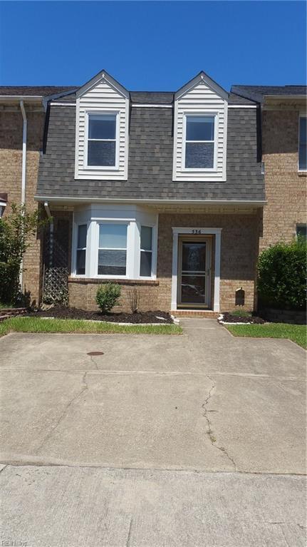 536 Mill Landing Rd, Chesapeake, VA 23322 (#10208986) :: Green Tree Realty Hampton Roads