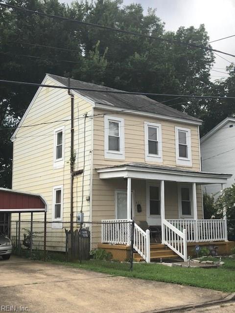 821 Palmer St, Portsmouth, VA 23704 (#10209102) :: Atkinson Realty