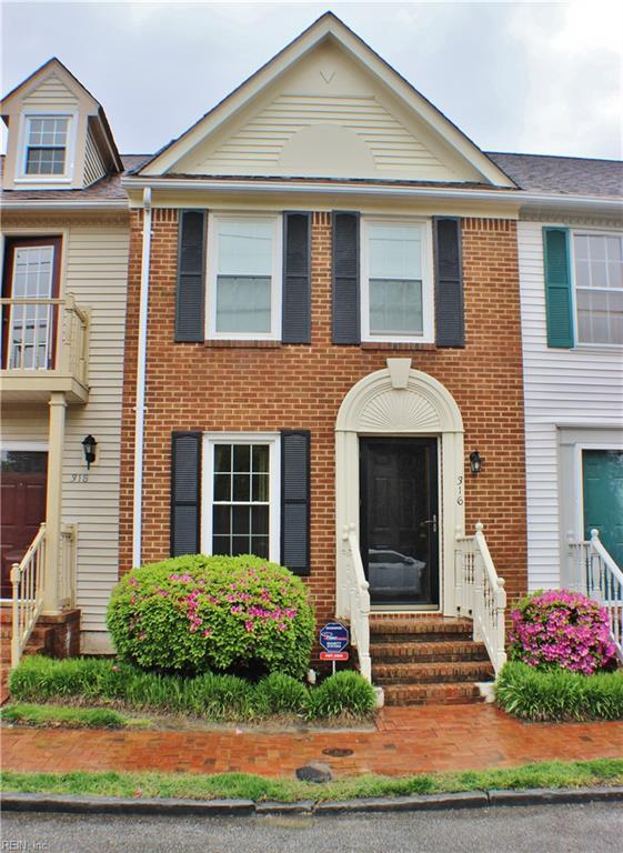 316 Green St, Portsmouth, VA 23704 (#10209260) :: Austin James Real Estate